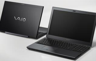 Sony Reveals 15-inch VAIO S Series Notebook