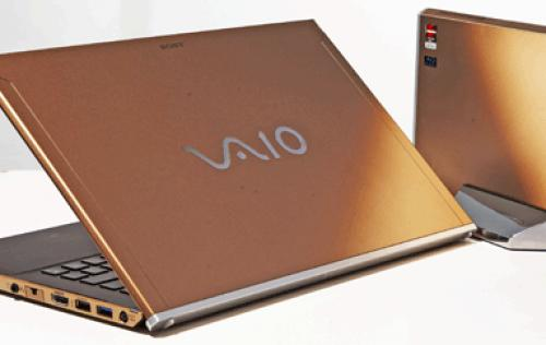 Sony Vaio Z (2011) - Z For Luxury