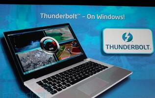 Apple's Thunderbolt is Coming Your Way!