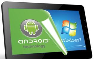 Viewsonic Releases Dual OS Tablet with Intel Oak Trail
