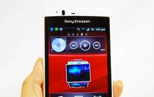 Sony Ericsson Xperia Arc S - A Second Show