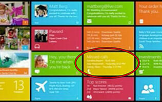 Windows 8 to Have Built-in Phone Calling Function?