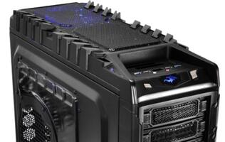Thermaltake Overseer RX-I Gaming Chassis Launched