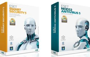 ESET Launches 5th Gen of NOD32 Antivirus and Smart Security