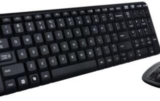 Logitech Introduces the MK220 Wireless Keyboard and Mouse Combo