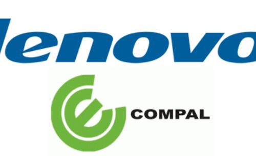 Lenovo Starts Joint Venture with Compal to Support Growth