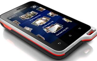 Sony Ericsson Presents Two Android Smartphones