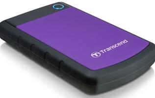 Transcend Launches 1TB USB 3.0 & USB 2.0 Portable Hard Drives