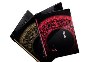 ASUS N43SL Jay Chou Special Edition - A Bold Statement