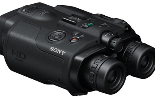 Sony Launches Digital Binoculars Featuring HD Video Recording and More