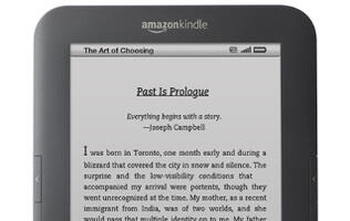 Amazon Kindle 3 Gets Software Update