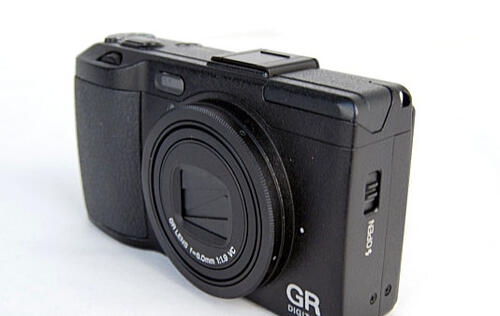 Ricoh GR Digital IV - Prime on a Compact