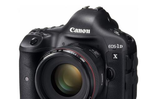 Canon Announces a New Flagship EOS-1D X