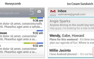 Exclusive Ice Cream Sandwich Widgets and Native Screenshot Capabilities Leaked