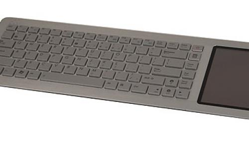 Preview: The ASUS EeeKeyboard PC Touched!