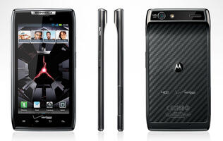 Motorola Razr Announced, Coming to Singapore on 11th Nov