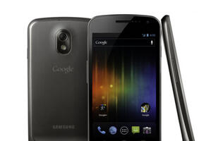Samsung and Google Introduce the Galaxy Nexus