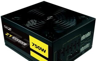 OCZ Unveils the Modular ZT Power Supply Series