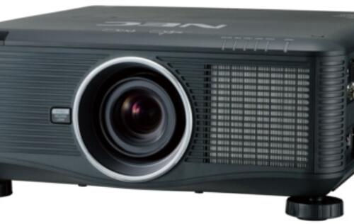NEC Debuts PX Series Professional Installation Projector