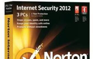 Norton 2012 Security Products and Norton One Introduced