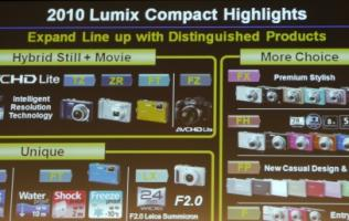 Hands-on with the New Panasonic LUMIX Cameras