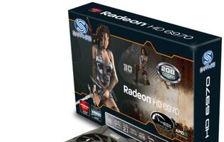 Sapphire Launches its Souped Up Radeon HD 6970 Graphics Card