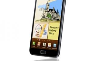 Hands-on with the Galaxy Siblings - Samsung Galaxy Note and Galaxy Nexus