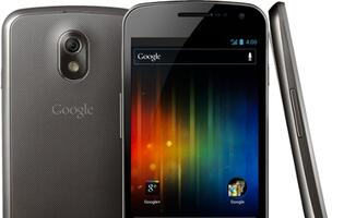 Samsung and Google Present Galaxy Nexus