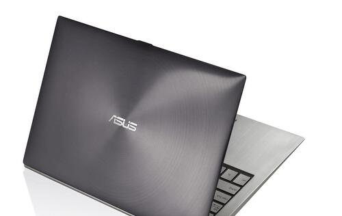 ASUS ZenBook and Eee Slate - Slim is In
