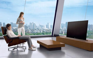 Sony to Develop a Different Breed of Televisions?