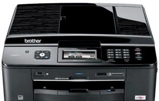 Brother Compact Color Inkjet MFC Series Launched