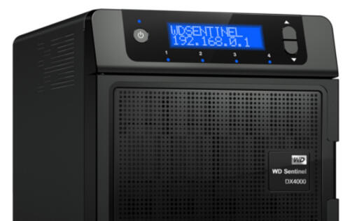 WD Delivers New Line of Network Storage Servers