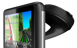 TomTom Introduces GO and Via Products