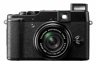 Fujifilm X10 - A Compact with Character
