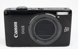 Canon IXUS 1100 HS - A Sturdy Snap Shooter