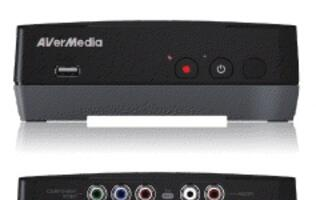 AVerMedia Launches Game Capture HD Video Capture Box