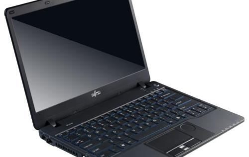 Fujitsu Lifebook SH771 - Strictly Business