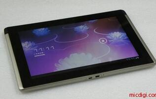 First Android ICS Tablet Makes An Appearance in China