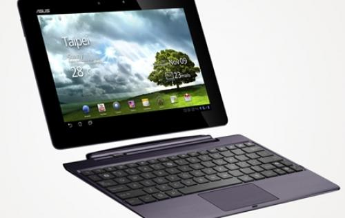 ASUS Confirms Availability of Transformer Prime from December 19