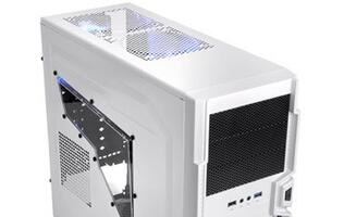 Thermaltake Commander MS-I Snow Edition Launched