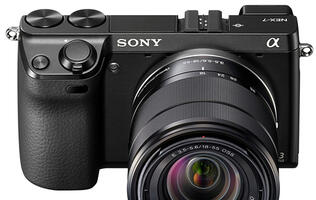 Sony Alpha NEX-7 - The Best There Is