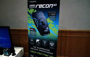 Creative Showcase: Mission Recon3D