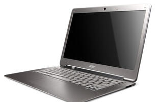 Acer Places Its Bets on Ultrabooks