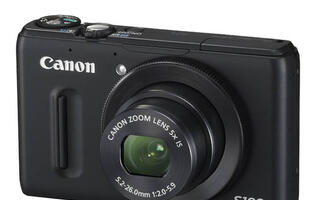 Canon PowerShot S100 - One of the Best Compact Cameras of 2011