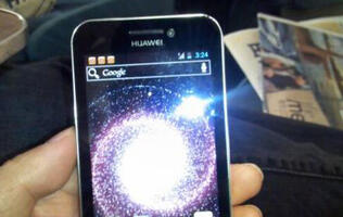 Android 4.0 Spotted on Huawei Honor