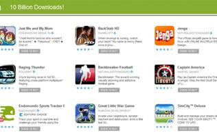 Android Market's Sixth Sale Day: More Apps at 10 cents