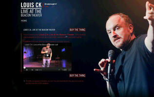 Comedian Louis CK Goes Digital and DRM-Free