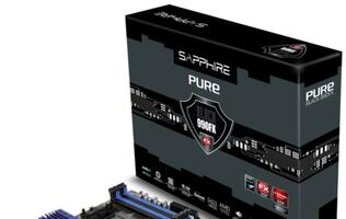 Sapphire Introduces Its Pure Black 990FX Motherboard