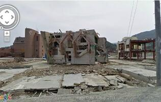 Google Provides Street View of Post-Earthquake and Tsunami Japan