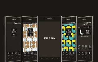 Prada Phone by LG 3.0 Available for Pre-Order in January 2012